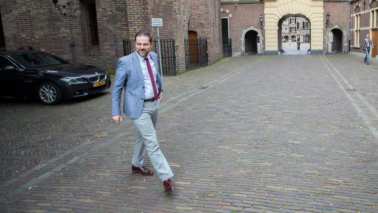 Staatssecretaris Klaas Dijkhoff heeft een adviescollege voorgesteld. Beeld anp