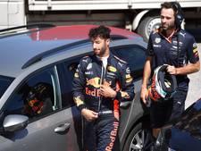 Ricciardo woest op Verstappen: Ik wil geen smoesjes
