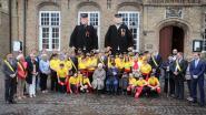 Reuzen-volkshelden Karel Cogge en Hendrik Geeraert krijgen medaille