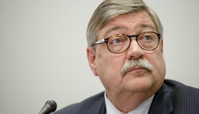 Commissaris van de Koning Willibrord van Beek