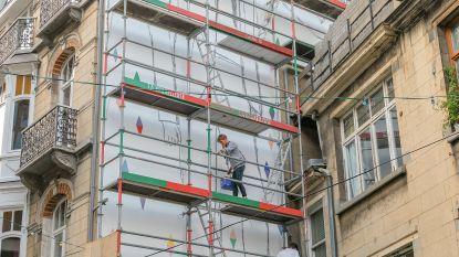 Muurschildering in Alhambrawijk komt er eindelijk na drie jaar