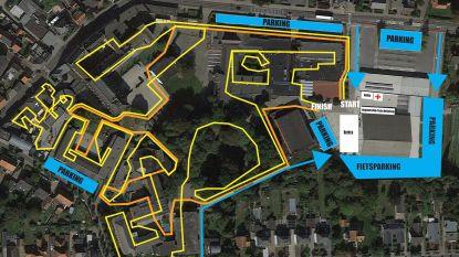 Spijker vzw organiseert Spijkerrun : loop of wandel eens door alle gebouwen voor het goede doel