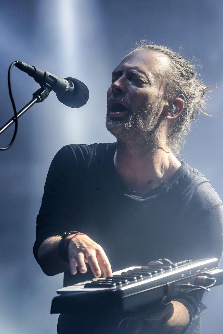 Radiohead-frontman Thom Yorke