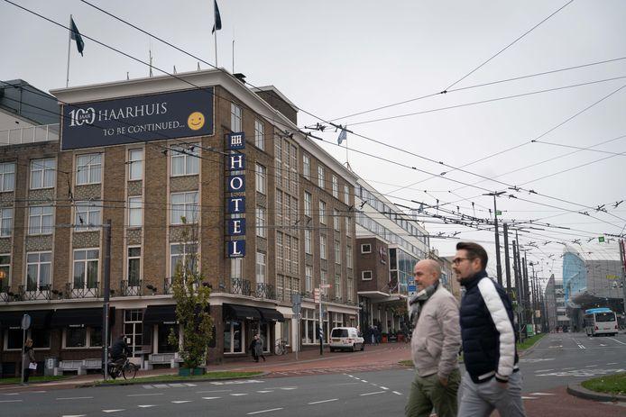 Hotel Haarhuis.