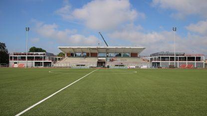 Werken aan stadion Olivier zitten op schema