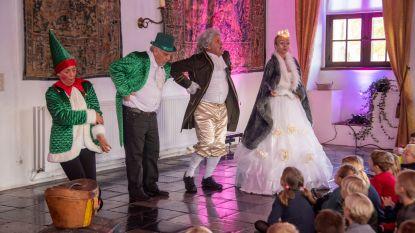 Kerstmagie in Kasteel van Laarne ontrafelt het Mysterie van de Groene Kerstman