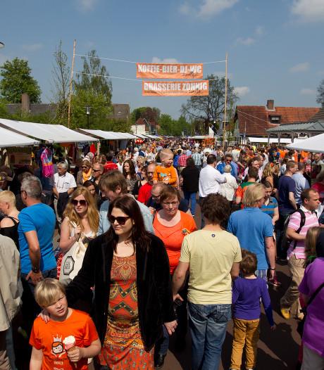 Corona: ook streep door publiekstrekker Oranjebraderie Diepenveen