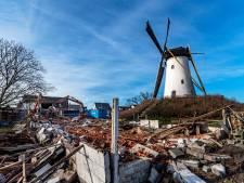 Halsterse molengebouwen opeens gesloopt: 'We worden belazerd waar we bij staan'