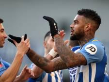Locadia bekroont ook debuut in Premier League met treffer