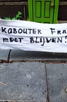 Kabouter Frans krijgt steun van Woerdenaren: 'Hij moet blijven!'