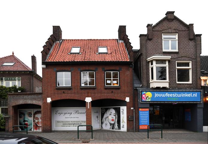 Twee karakteristieke panden in Dongen maken waarschijnlijk plaats voor de nieuwbouw van twaalf appartementen.