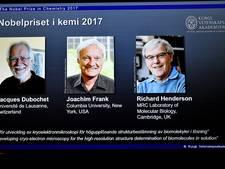 Nobelprijs Scheikunde voor studie elektronenmicroscopie