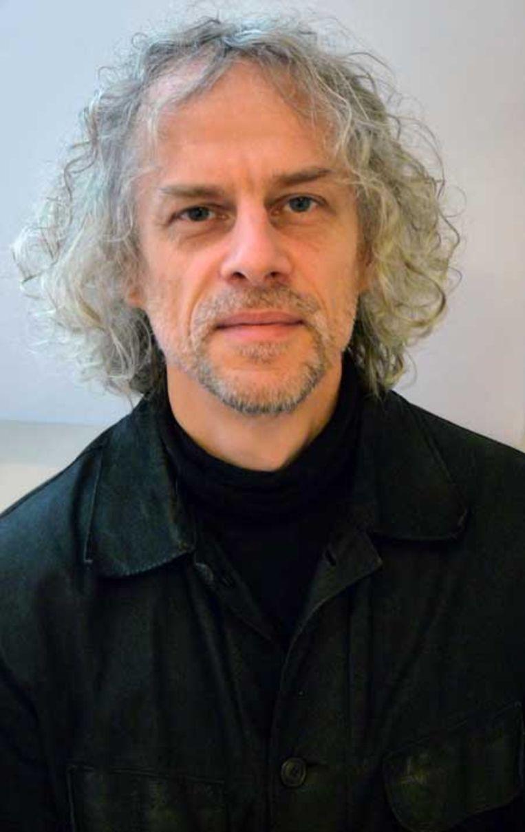 Componist Jan van de Putte Beeld Patricia Werner Leanse
