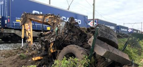 Meldpunt gevaarlijke situaties na ernstige ongelukken op spoor in Deurne en Wouw