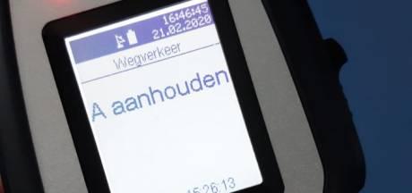 4 keer rijbewijs ingevorderd bij verkeerscontrole in Hulst