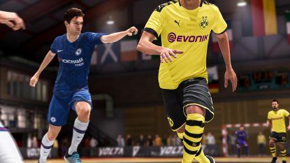 FIFA 20 brengt straatvoetbal terug