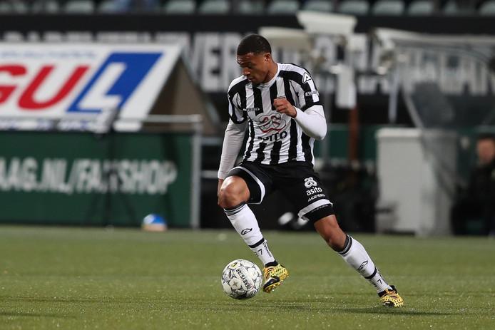 Delano Burgzorg scoorde nog niet sinds zijn komst naar Almelo.