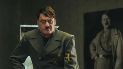 Dollen met dictators: in 'Jojo Rabbit' is Adolf Hitler een komisch personage