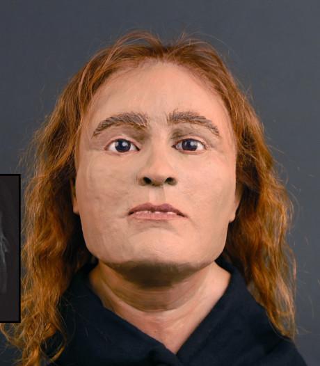 Onbekende dode vrouw krijgt een nieuw gezicht