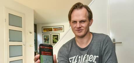 Na de 112 App komt Erik Blaauw uit Vlijmen nu met de Kiwi App: bellen zonder te ontgrendelen