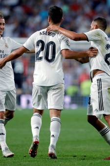 Asensio bezorgt Real nipte thuiszege op Espanyol