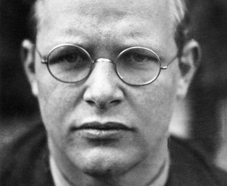 Dietrich Bonhoeffer Beeld