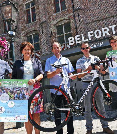 Verkeersmaatregelen voor BeNe Ladies Tour in Sluis