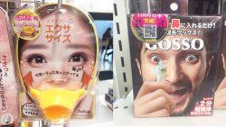 De 7 meest bizarre producten in de Japanse Kruidvat