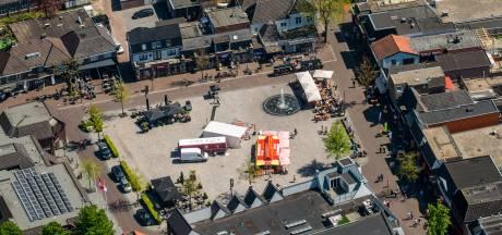 Marktplein Nunspeet op de schop, weekmarkt naar Whemeplein