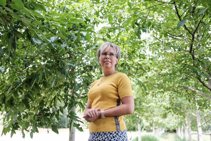 Diana Hofs-Beumer van BuitenBusiness BV richt zich op de uitvaartmarkt.