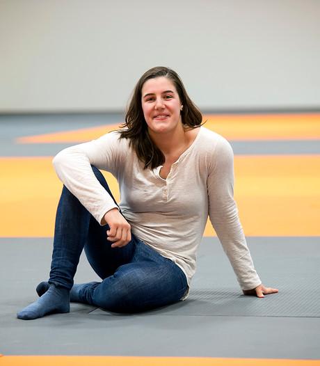 Verhuizing hakt erin bij judoka Steenhuis