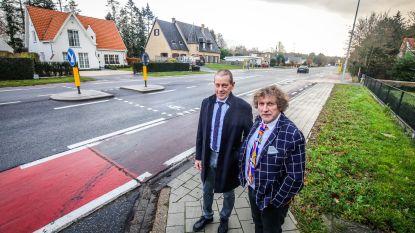 Gemeente Jabbeke ijvert voor zebrapad na nieuw ongeval aan kruispunt