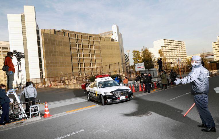 De gevangenis waar de voormalige toplui van Nissan vastzitten.