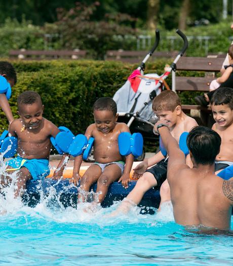 Survivalles voor statushouder die niet kan zwemmen
