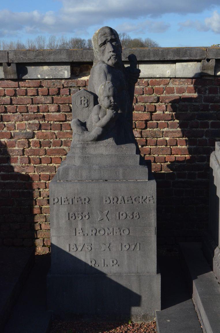 In Nossegem wordt tot slot het graf van Pieter Braecke beschermd.