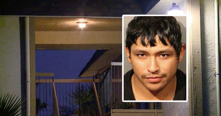 Toen Gilberto Garcia-Bejarano (21) opdaagde aan het appartementsgebouw waar hij met het meisje had afgesproken, werd hij aangehouden.