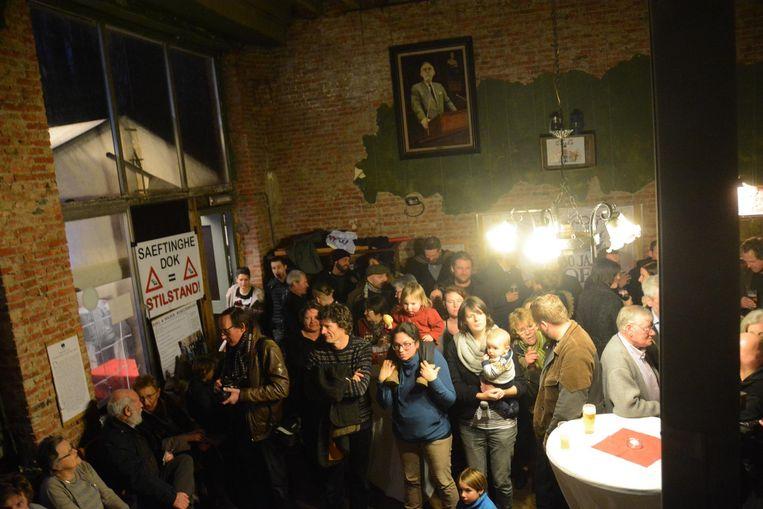 Doel 2020 viert haar twintigjarig bestaan en dat werd afgelopen weekend gevierd in ontmoetingscentrum De Doolen.