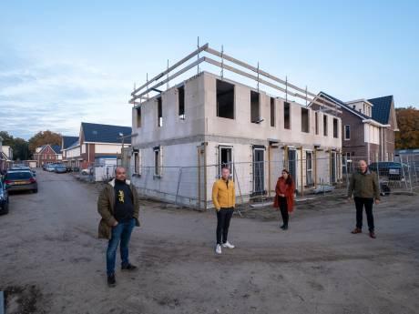 Bouwproject Wezep totaal ontspoord, bewoners smeken om een oplossing