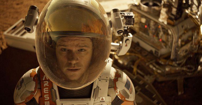 The Martian. Beeld AP