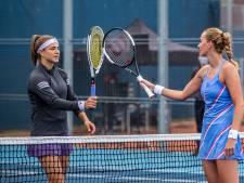 Kvitova de beste op 'coronaproof' toernooi in Praag