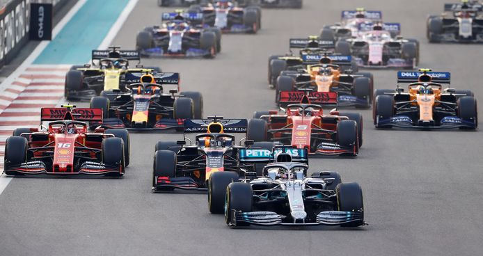 De Formule 1 lanceert de Virtual Grand Prix Series om de uitgestelde en afgelaste races van dit seizoen te vervangen