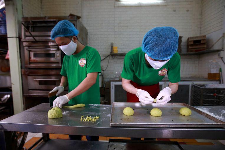 """Chef uit Vietnam serveert """"coronaburger"""""""
