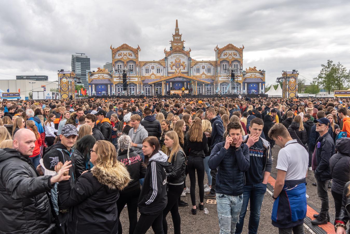 Kingdance in Zwolle. Foto ter illustratie.