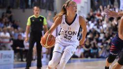Belgian Cat Julie Allemand Frans kampioen met Lyon