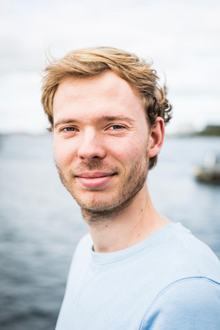 Maarten Labots: 'Het tempo is te laag' Beeld Tammy van Nerum