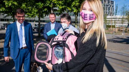 Rechter buigt zich over lot van katje Lee, opnieuw tientallen actievoerders present aan rechtbank