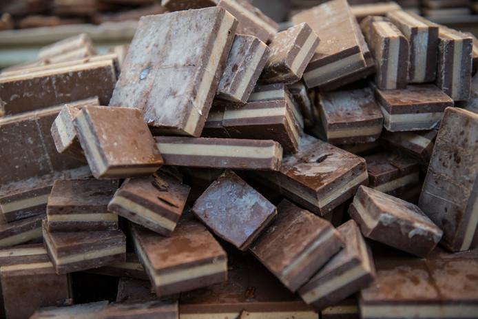 In Amsterdam kun je vrijdag tegen bodemprijzen chocolade en andere producten kopen