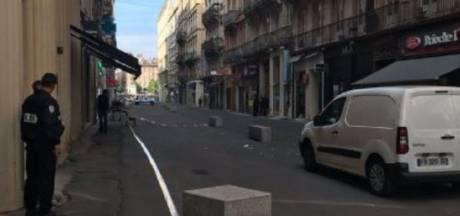 Gewonden bij explosie in centrum Lyon: president Macron spreekt van 'aanslag'