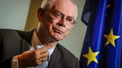 Herman Van Rompuy geeft geen interviews meer over politiek
