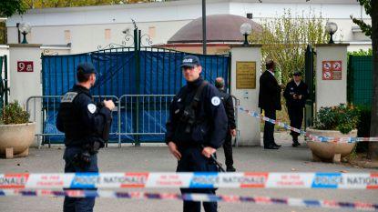"""Man die inreed op moskee in het Franse Colmar ondervraagd en opgesloten: """"Hij heeft psychische problemen"""""""